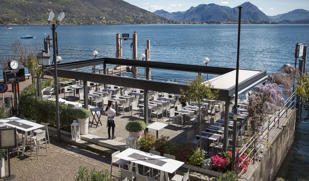 Vistaqua Osteria Sul Lago A Feriolo